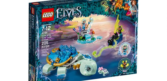 New LEGO Elves 2018 Set Images