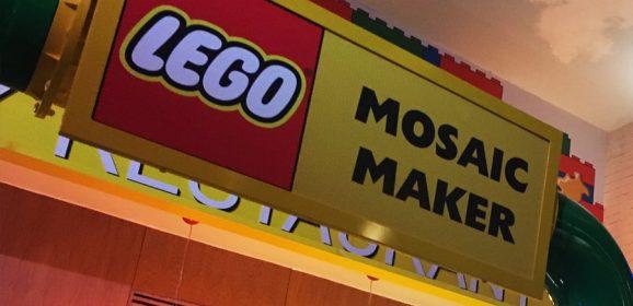 Mosaic Maker Now Open At LEGOLAND Windsor