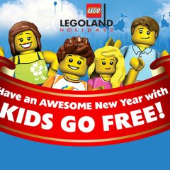 Free Kids Entry Offer To LEGOLAND Windsor