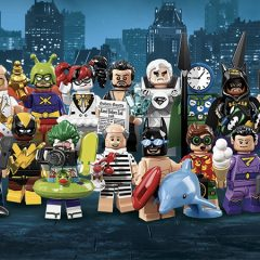 71020: The LEGO Batman Movie Series 2 Minifigures Review