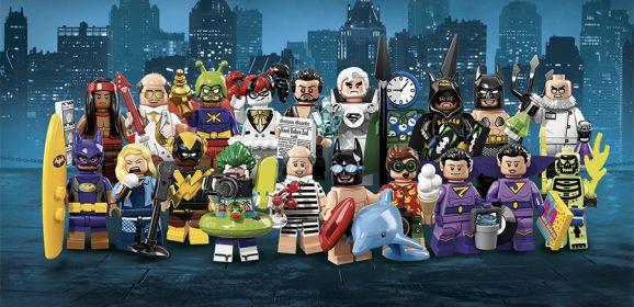 71020: The LEGO Batman Movie Series 2 Minifigures Review