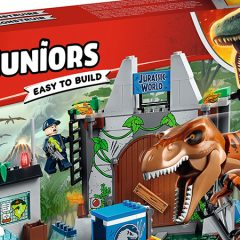 Jurassic World Content Coming From LEGO & Universal Pictures