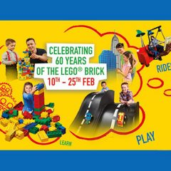 Celebrate 60 Years Of The Brick At LDC Manchester