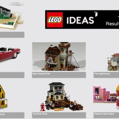Projects To Qualify For Next LEGO Ideas Review Revealed