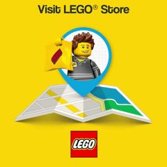 Have A Brick-built Adventure At LEGO Stores