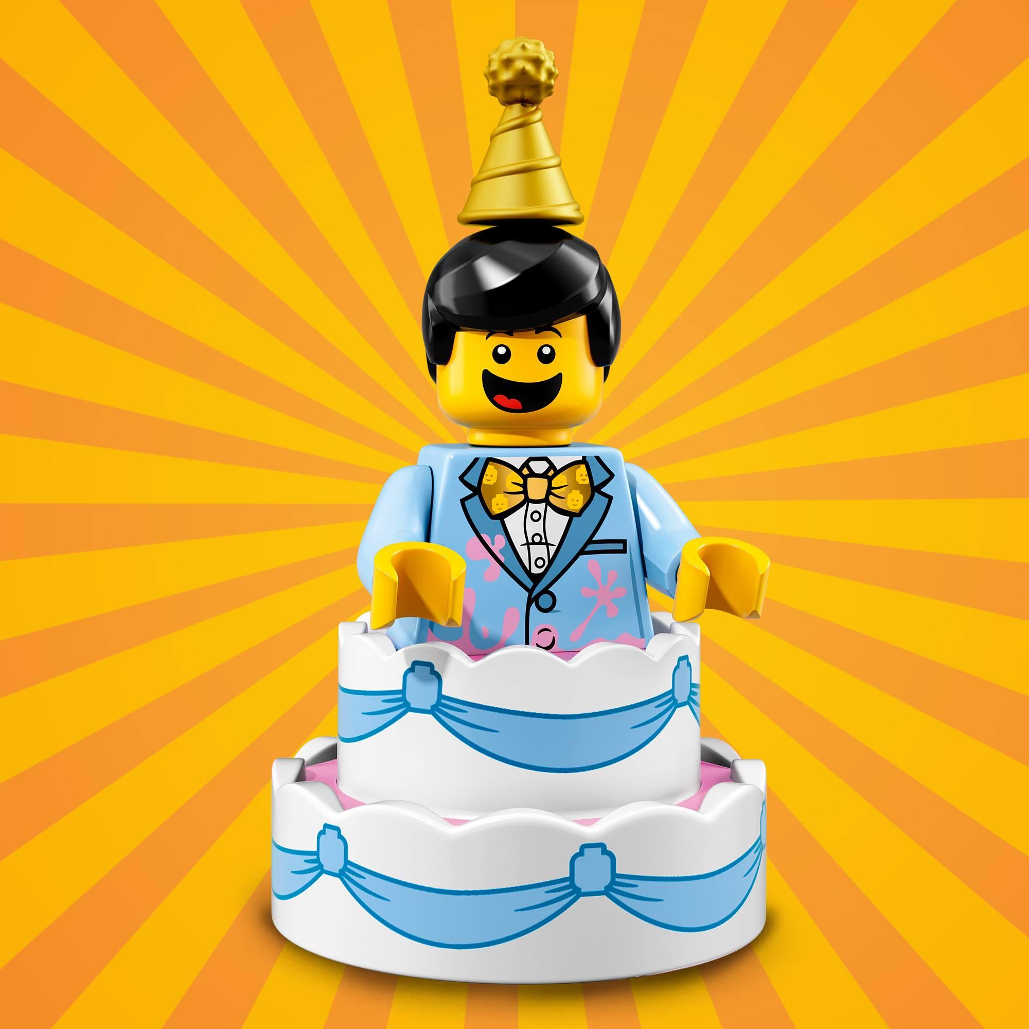 Lego Movie Birthday Party Cake