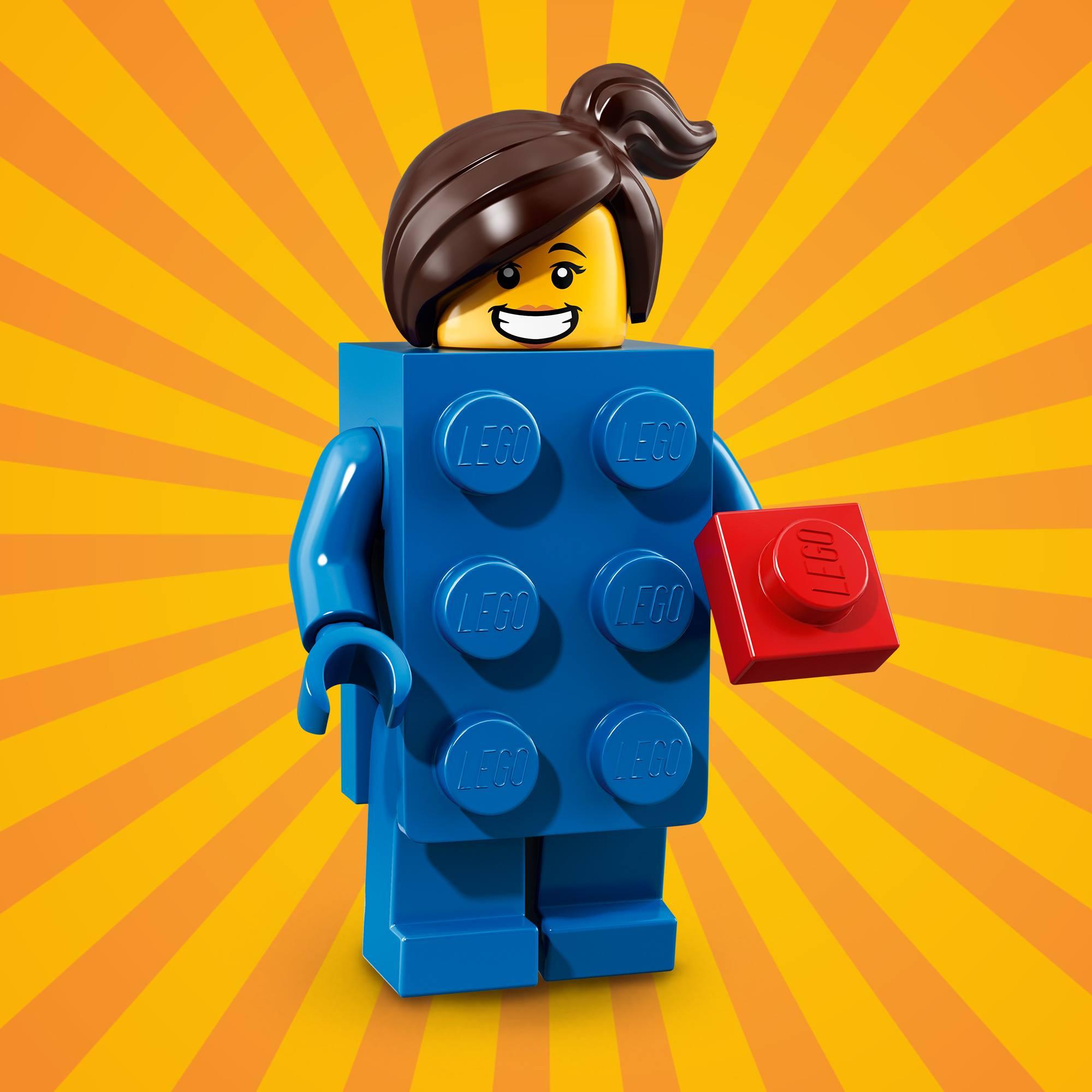 LEGO MINIFIGURES SERIES 18 SPIDER SUIT BOY BRAND NEW