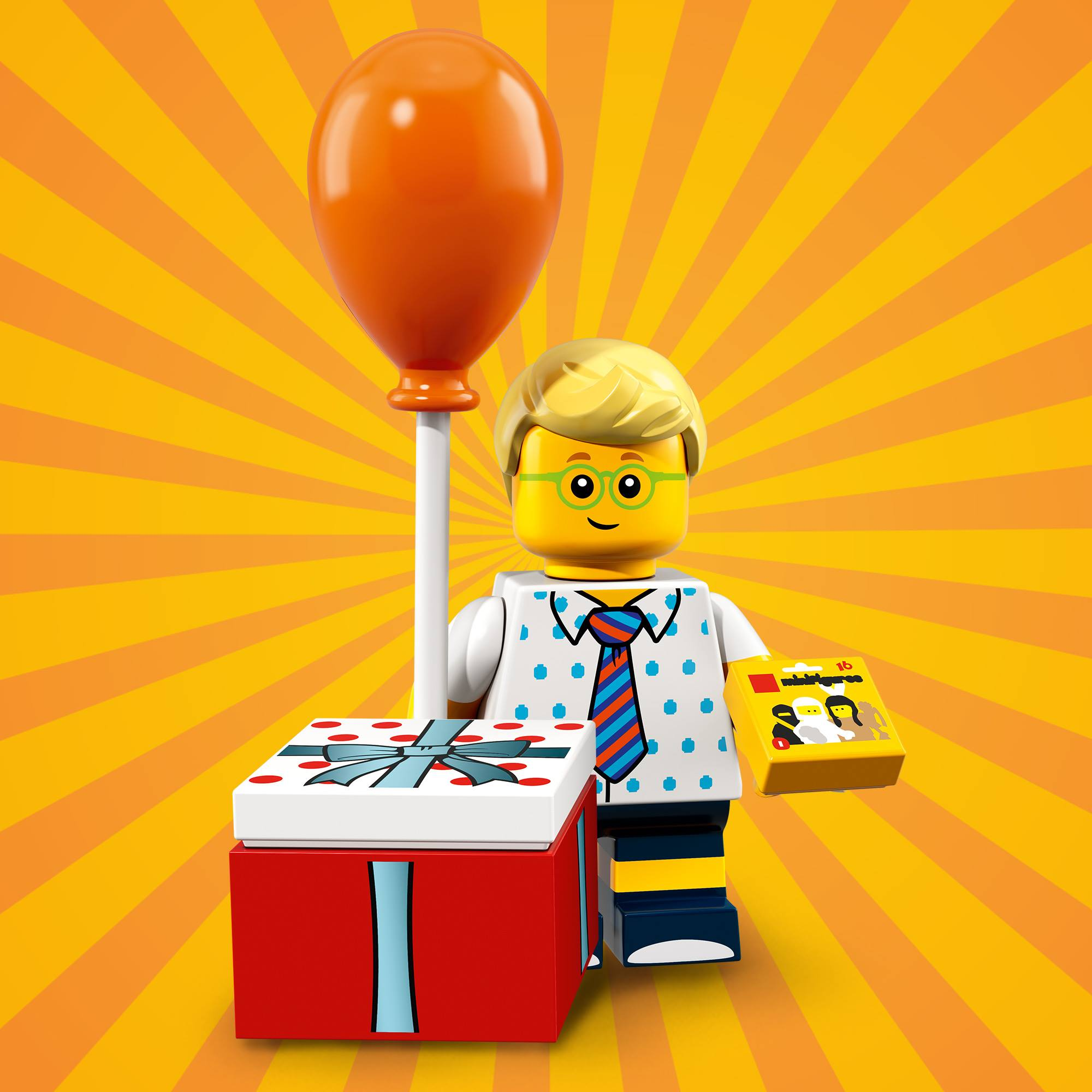 Official Images Of LEGO Minifigures Series 18