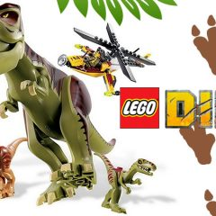 A Look At LEGO…. Dino
