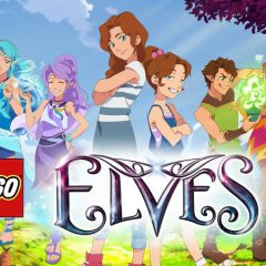 A Look At LEGO…. Elves