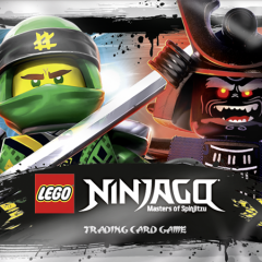 NINJAGO Series 3 Trading Cards Limited Editions Details