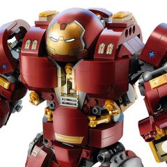 Huge New LEGO Marvel Hulkbuster Revealed