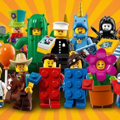It's Party Time! LEGO Minifigures Series 18 Out Now