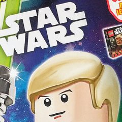 LEGO Star Wars Magazine February Issue