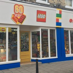 LEGO Fronted Toy Shop Wows The World