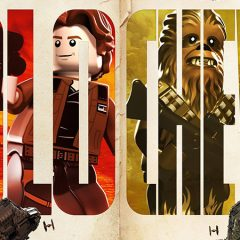 Solo Posters Get A LEGO Makeover