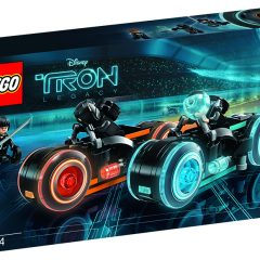 21314 TRON: Legacy LEGO Ideas Set Review