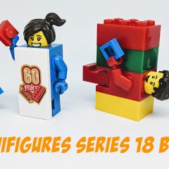 A Look At LEGO…. Minifigures Brick Suits