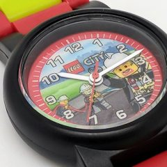 LEGO City Firefighter Buildable Watch Review