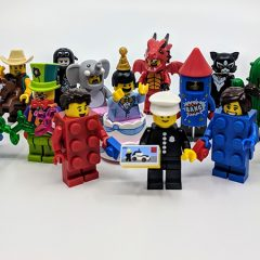 71021: LEGO Minifigures Series 18 Review