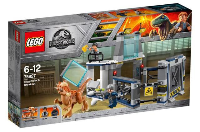 LEGO Jurassic World Fallen Kingdom Official Images ...