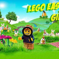 LEGO Easter Gift Ideas