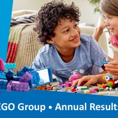 The LEGO Group Annual Results 2017