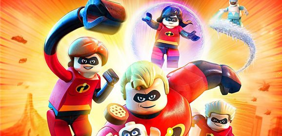 LEGO Incredibles Games Out Now In US