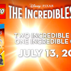 LEGO The Incredibles Game Out Tomorrow