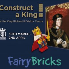 Construct A LEGO King Event Begins Tomorrow