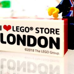 LEGO Store London Giving Away Exclusive Gift
