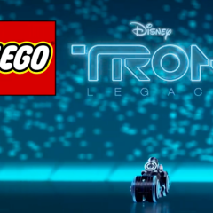 LEGO Ideas Tron Legacy Set Teaser