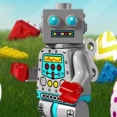 LEGO Gift Bot Returns For Easter