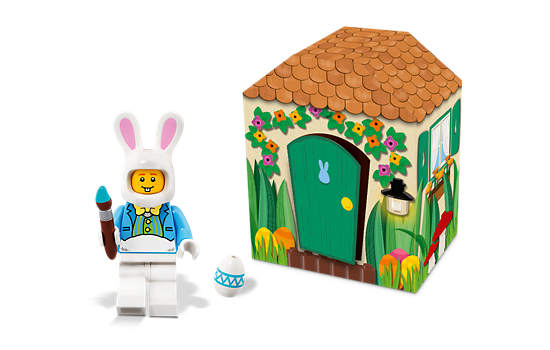 Lego easter gift ideas bricksfanz lego easter bunny brickheadz shop now negle Choice Image