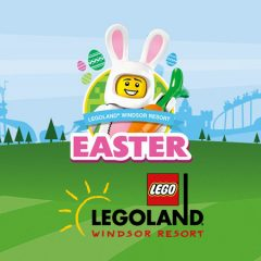 Easter Fun Comes To LEGOLAND Windsor Resort