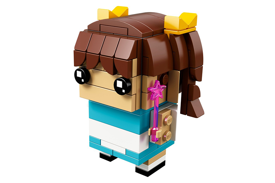 Build Your Own BrickHeadz With Go Brick Me | BricksFanz