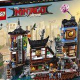 LEGO NINJAGO City Docks Set Revealed