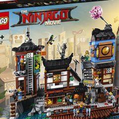 LEGO NINJAGO City Docks Now Available