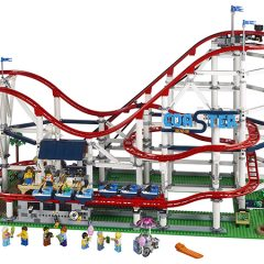 Introducing Set 10261 Creator Expert Roller Coaster