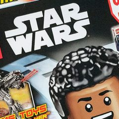 LEGO Star Wars Magazine April Issue