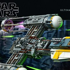 Introducing LEGO Star Wars UCS Y-Wing Starfighter