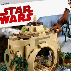 New Star Wars Sets Releasing This Week