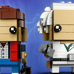 LEGO BrickHeadz Go Back To The Future