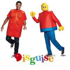 LEGO Adult-Sized Costumes First Look