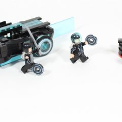 LEGO Ideas Tron Creators Offer Alternate Builds