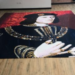 Click & Snap: King Richard III Mosaic