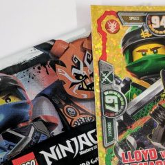 First Limited Edition NINJAGO Card Out Now
