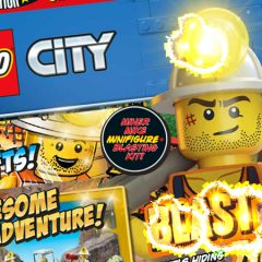 New LEGO City Magazine Out Now