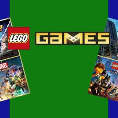 LEGO Games Bundles Now Available