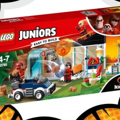 10761: The Great Home Escape Set Review